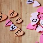 Ξύλινες Καρδούλες για τα παιδιά