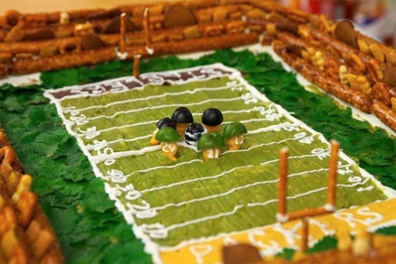 Στάδια ποδοσφαίρου από Σνακ13