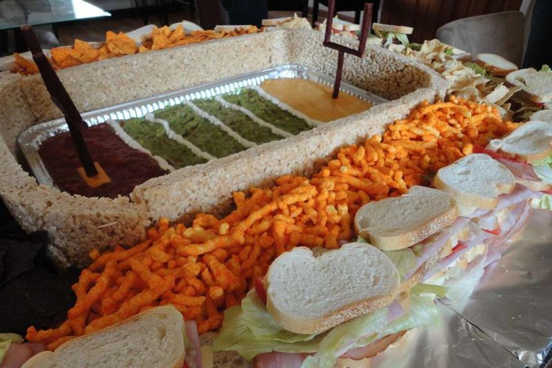 Στάδια ποδοσφαίρου από Σνακ15