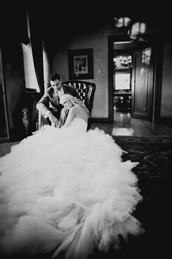 ασπρόμαυρη φωτογραφία γάμου ιδέες12