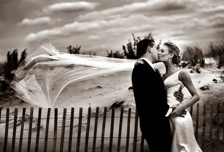 ασπρόμαυρη φωτογραφία γάμου ιδέες15