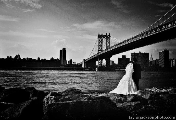ασπρόμαυρη φωτογραφία γάμου ιδέες6