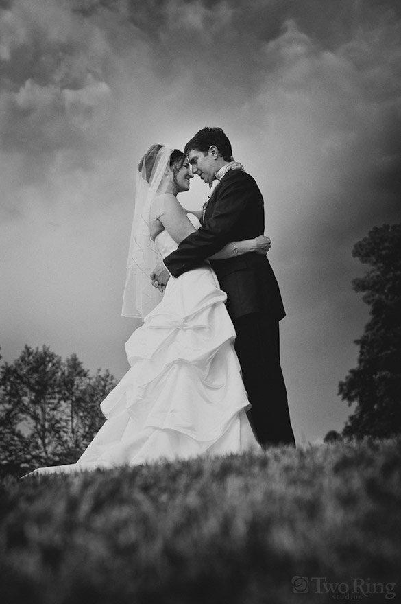 ασπρόμαυρη φωτογραφία γάμου ιδέες8
