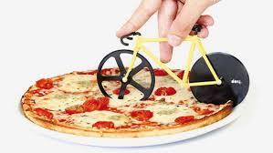 Kitchen Gadgets ποδήλατο κοπής πίτσας