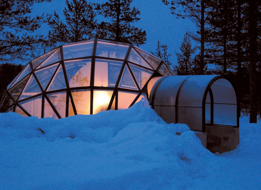 The Kakslauttanen Arctic Resort in Saariselkä1