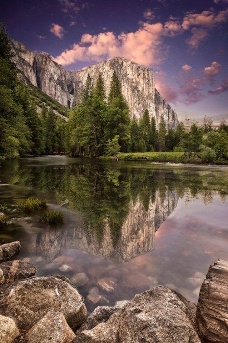 Βουνά στο ποτάμι2