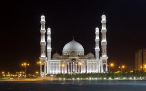 Taj_Mahal τη νύχτα