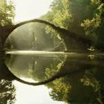 Η αντανάκλαση στο ποτάμι
