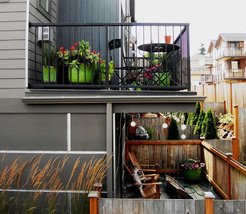 Μπαλκόνι με λουλούδια7