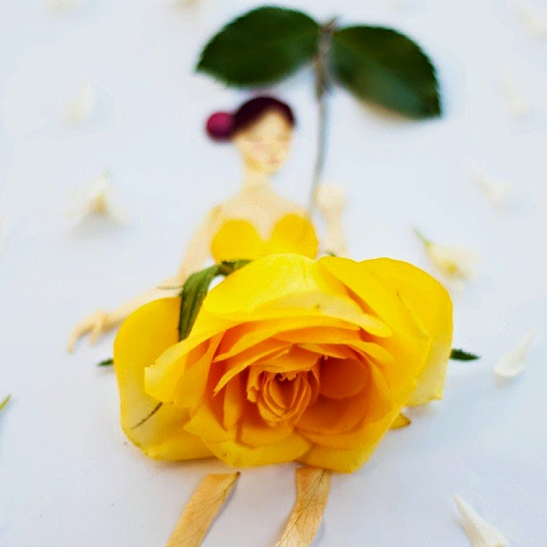 Υπέροχη τέχνη με λουλούδια19