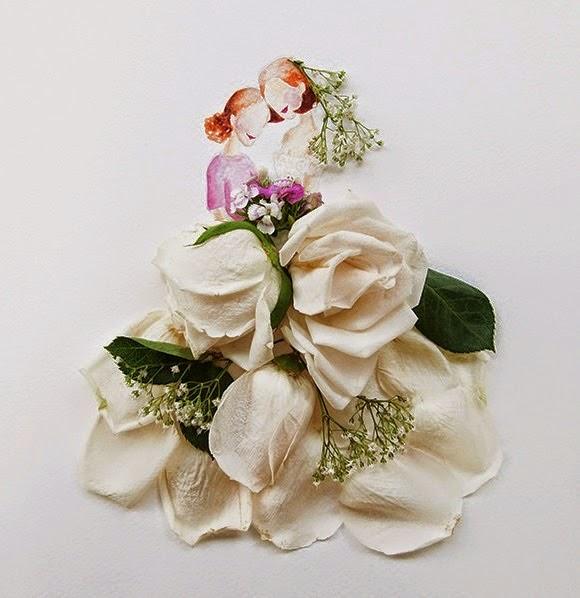 Υπέροχη τέχνη με λουλούδια7