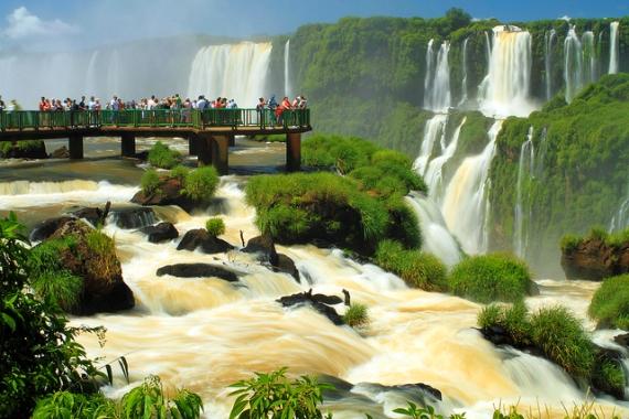 Iguazu Brazil-Argentina