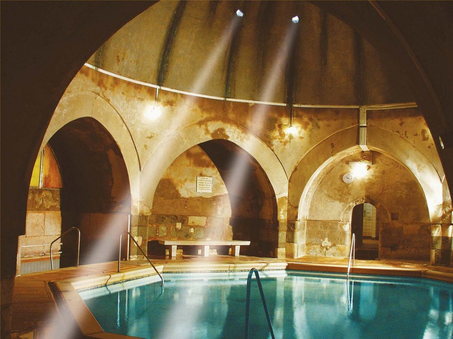 Kiraly Baths, Budapest