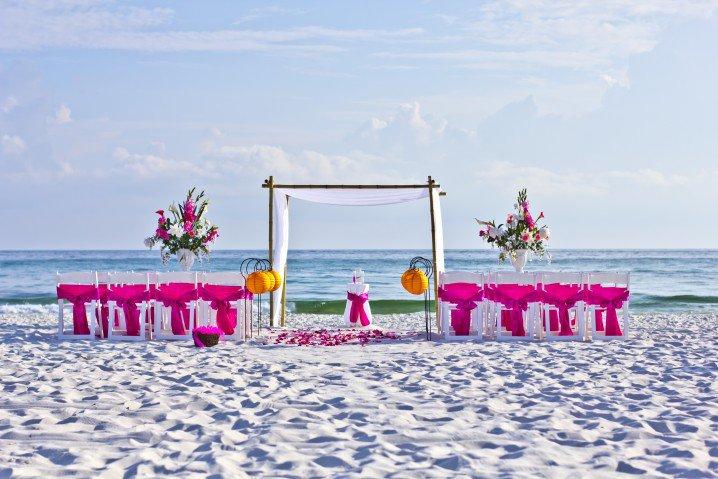 Ιδέες για Διακόσμηση Γάμου σε Παραλία2