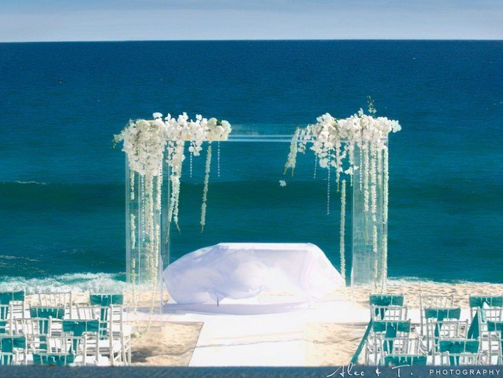 Ιδέες για Διακόσμηση Γάμου σε Παραλία5