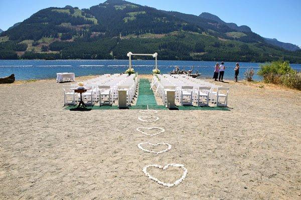Ιδέες για Διακόσμηση Γάμου σε Παραλία8