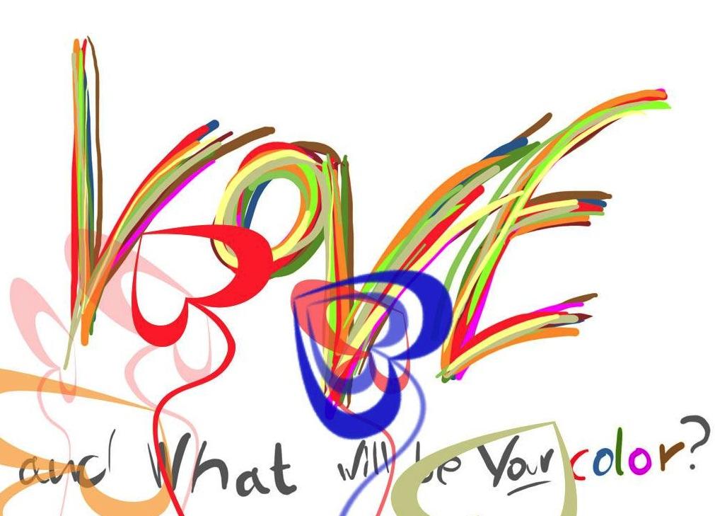 Πολύχρωμες 3d Ταπετσαρίες Αγάπης10
