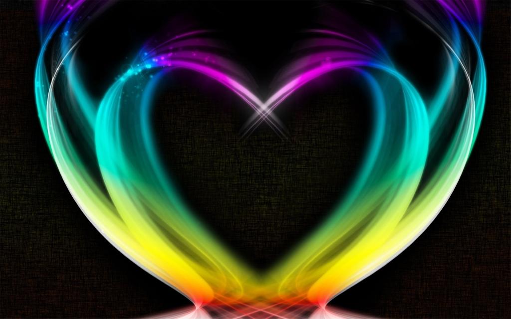 Πολύχρωμες 3d Ταπετσαρίες Αγάπης7