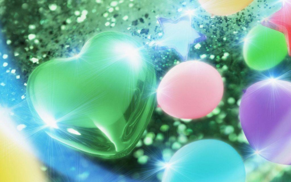 Πολύχρωμες 3d Ταπετσαρίες Αγάπης9
