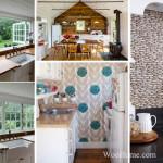 διακόσμηση τοίχου κουζίνας