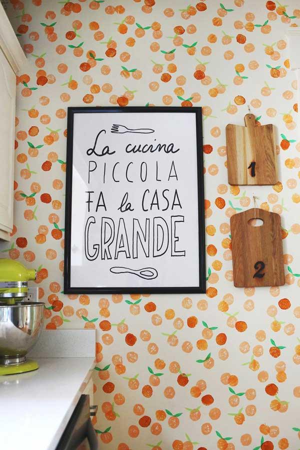 διακόσμηση τοίχου κουζίνας3