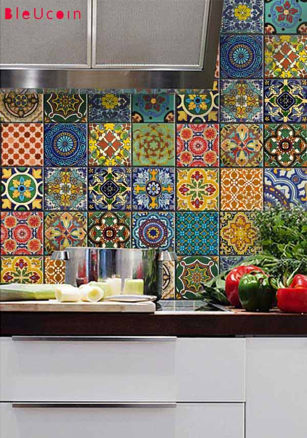 διακόσμηση τοίχου κουζίνας7