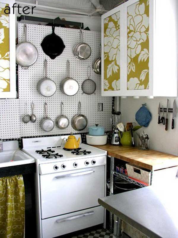 διακόσμηση τοίχου κουζίνας8