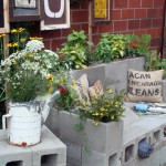 DIY Υπαίθριος Καναπές από μπλόκα1