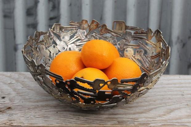 Μπόλ με φρούτα