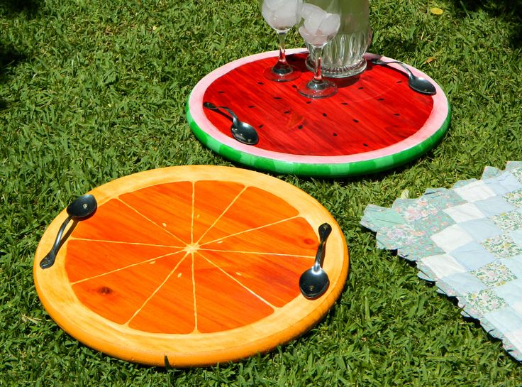 Πως να κάνετε ένα δροσερό καλοκαιρινό δίσκο εμπνευσμένο από φρούτα