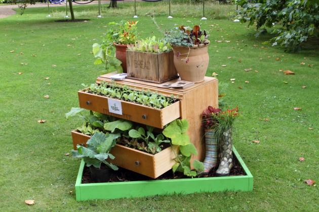 DIY διακοσμητικά κήπου10