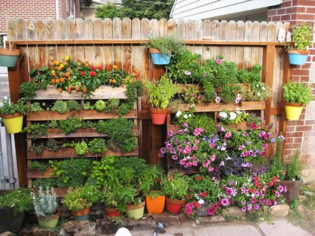 DIY διακοσμητικά κήπου11