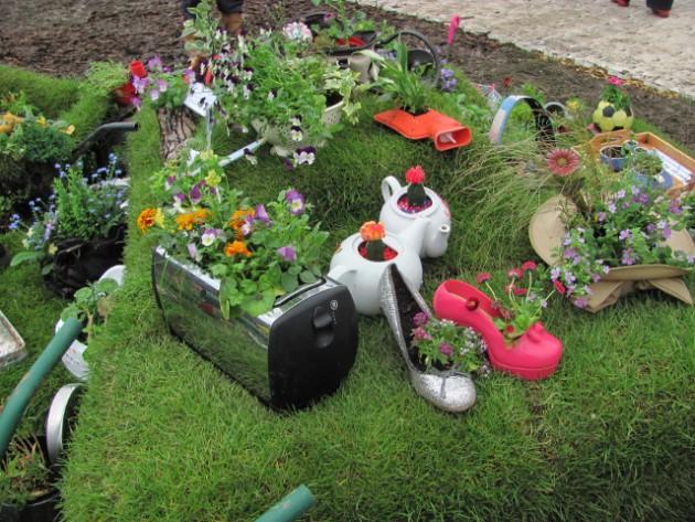 DIY διακοσμητικά κήπου12