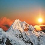 Η κορφή του βουνού