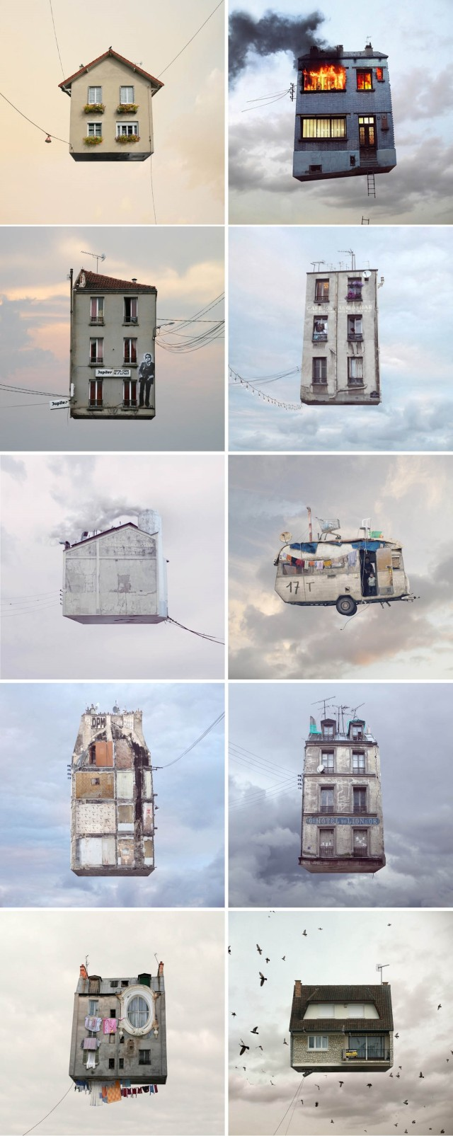 Ιπτάμενο Σπίτι