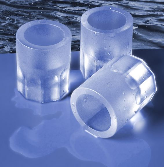 Ποτήρια από πάγο