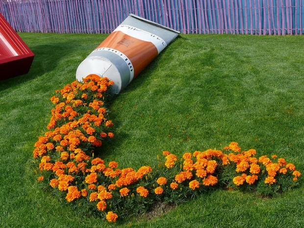 Ιδέες με λουλούδια 1