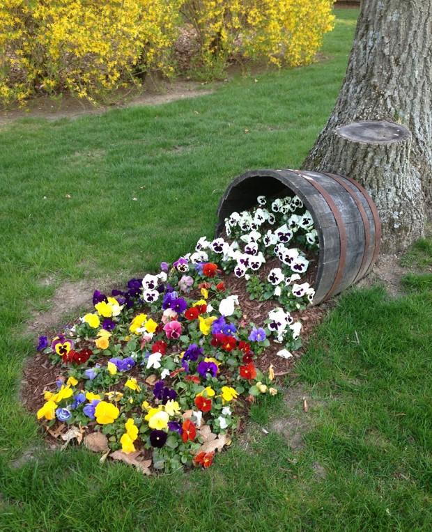 Ιδέες με λουλούδια 6