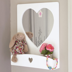 Diy καθρέφτης καρδιά1
