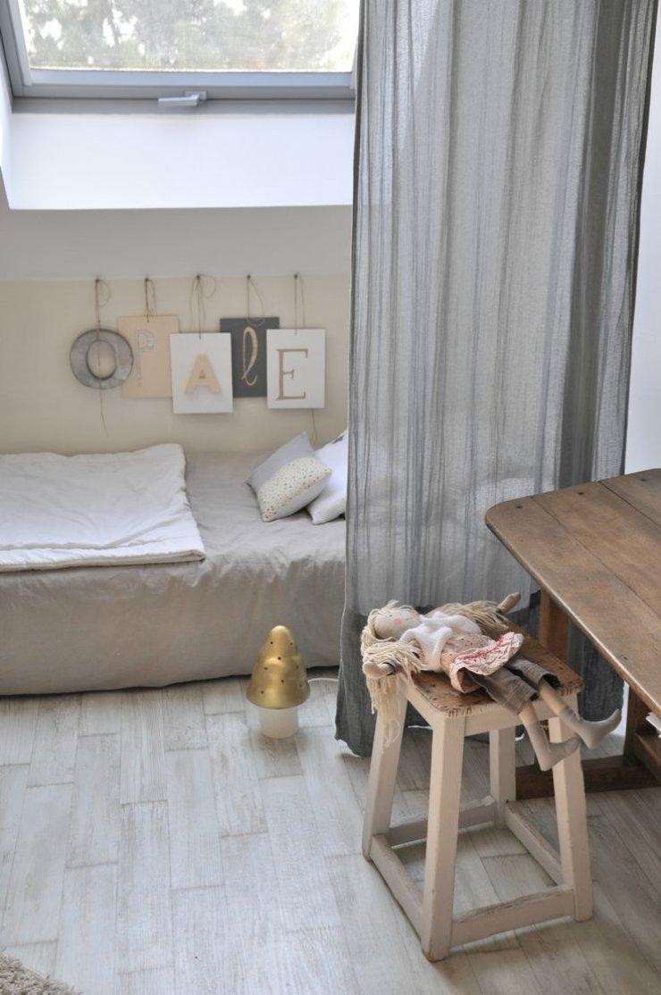 Υπέροχες ιδέες με απλά, απαλά και φυσικά παιδικά δωμάτια7