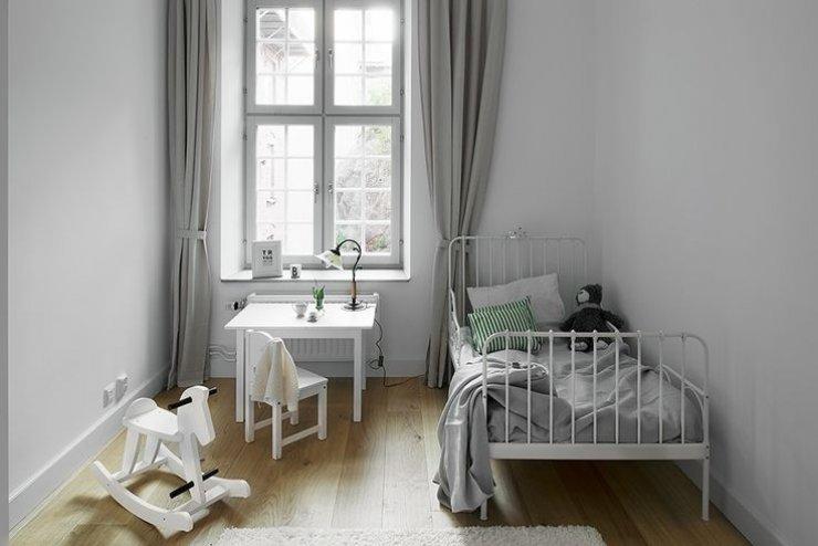 Υπέροχες ιδέες με απλά, απαλά και φυσικά παιδικά δωμάτια9