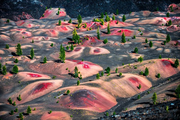 Lassen Volcanic National Park, USA