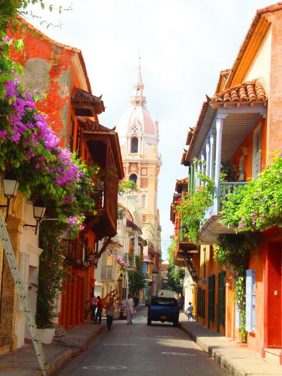 Cartagena, Κολομβία