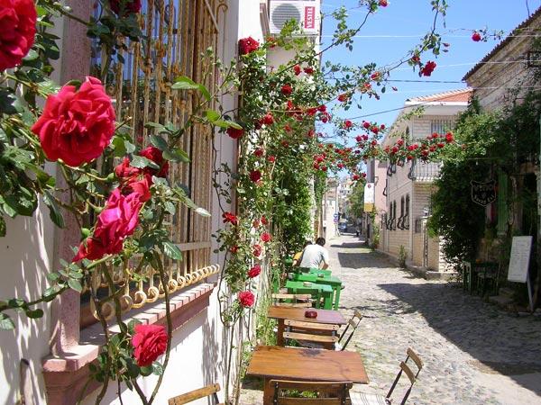 Cunda, Τουρκία