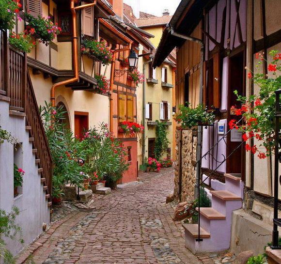 Eguisheim, Γαλλία