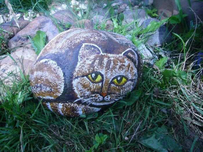 Ζωγραφική σε πέτρα25