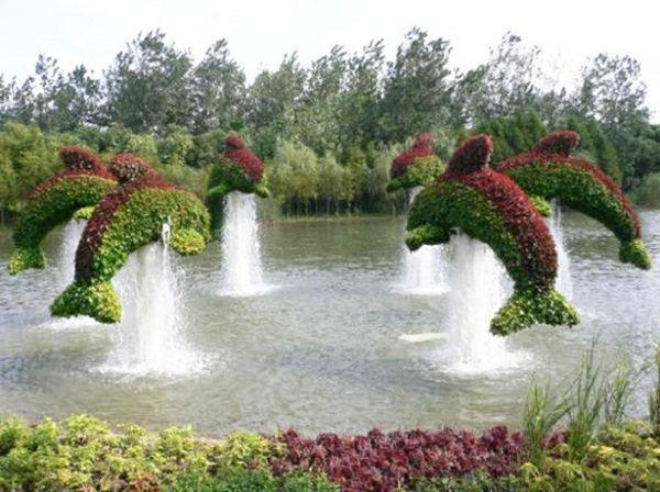 ιδέες αρχιτεκτονικής τοπίου για τον κήπο31
