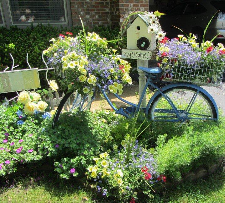 Απίθανες γλάστρες Κήπου11
