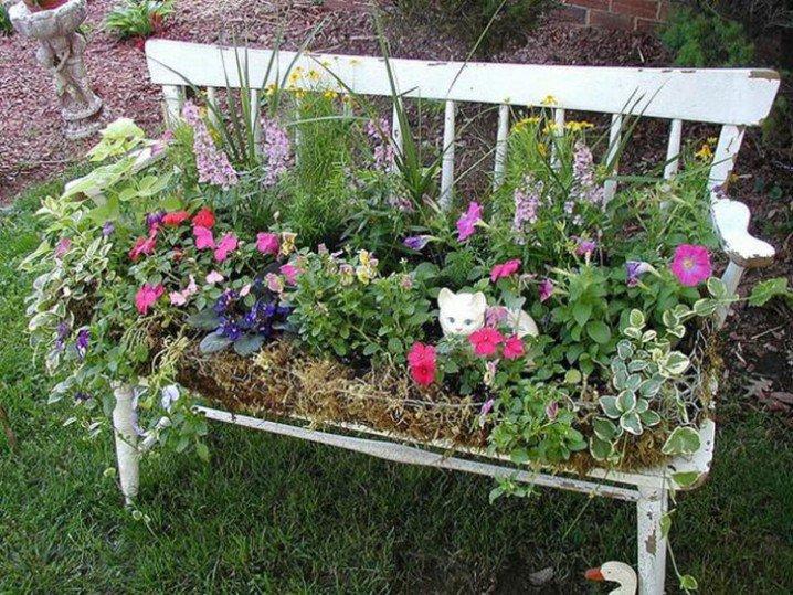 Απίθανες γλάστρες Κήπου13
