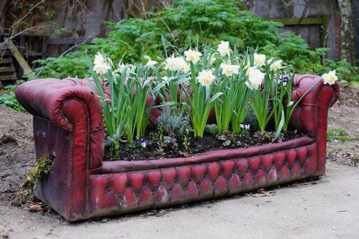 Απίθανες γλάστρες Κήπου7